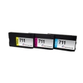 Cartridge HP 711 Cyan, Yellow, Magenta
