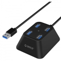 USB HUB 4 Port Orico DF4U-U3 - Super Speed  USB 3.0