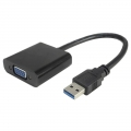 Kabel USB To VGA ( USB 3.0 )