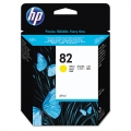 Cartridge HP 82 Yellow