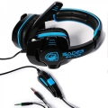 HEADSET SADES G POWER SA-708  GAMING
