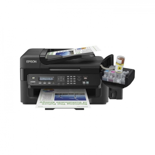 Printer Epson L565 All in One Print, Scan, Copy, Fax, Wi-Fi