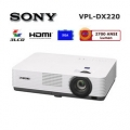 LCD Projector Sony VPL-DX220