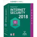 ANTIVIRUS KASPERSKY INTERNET Scurity 1 User KIS