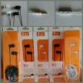 Earphone Resong W3+