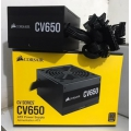 Power Supply Corsair CV650 650Watt 80+ 52A